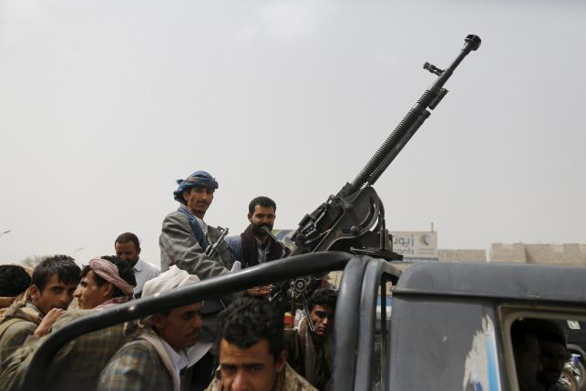 50 killed as warplanes hit Yemen capital Sanaa