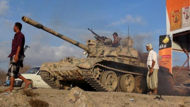 Fighting in Aden as Yemen's Houthis make gains