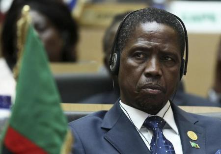 Zambian president Edgar Lungu treated for malaria, told to rest