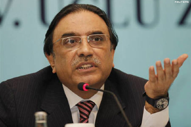 Constitutional Amendment not possible in four days: Zardari