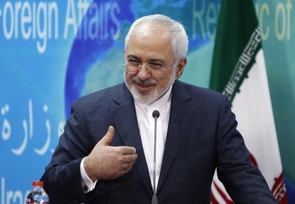 Iran's Zarif says Netanyahu trying to undermine nuclear talks