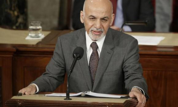 New Afghan president warns of 'terrible threat' from Islamic State