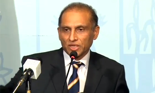 Overseas Pakistanis' safety top priority of government: Aizaz Ch