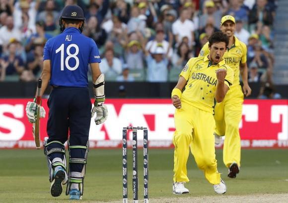 Australia were 'nervous' against New Zealand, says paceman Johnson