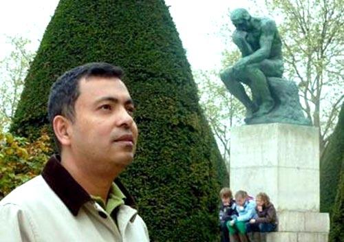 Bangladesh says arrests main suspect in US blogger Avijit Roy's killing