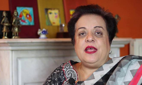 Shireen Mazari criticizes return of Pakistan ambassador from Yemen, condemns Azizabad incident