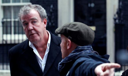 'Top Gear' host Jeremy Clarkson suspended by BBC after 'fracas' with producer