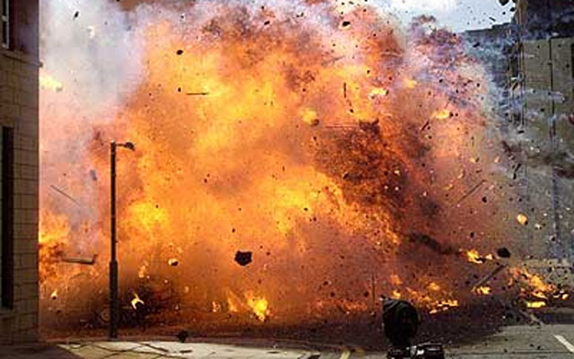 Karachi: Blast heard in front of hotel in Orangi Town