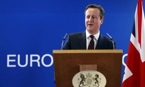 Cameron says won't seek third term in power