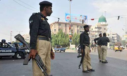 Carjackers among five gangsters killed, 39 more held in Karachi