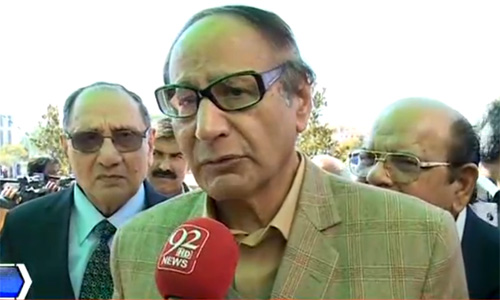No problem to sit with PML-N, says PML-Q chief Ch Shujaat