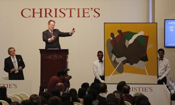 Christie's aims for auction record book with $140 million Picasso