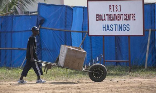 Death toll from West Africa's Ebola outbreak passes 10,000: WHO