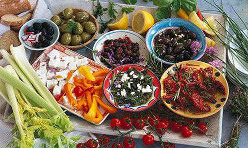Modified Mediterranean diets also good for weight loss