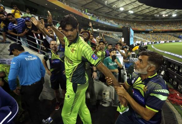 Irfan ruled out of World Cup with injury