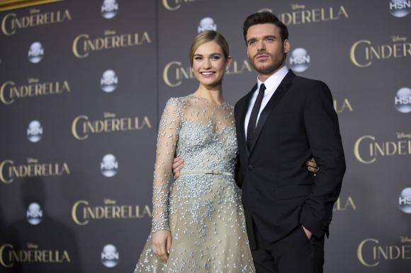 'Cinderella' reigns with $70.1 million, 'Run All Night' falls flat