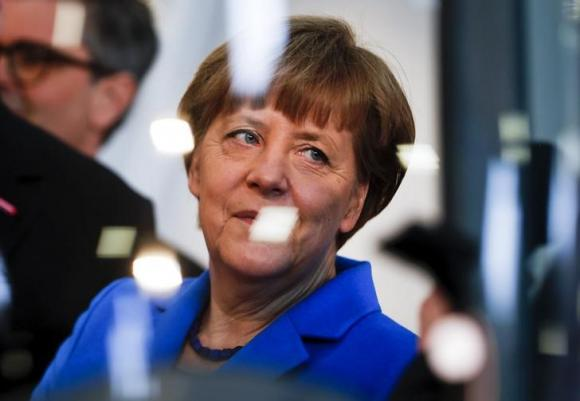 Angela Merkel movie set to hit cinema screens in 2017