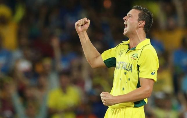 Australia confident Hazlewood will be fit for final