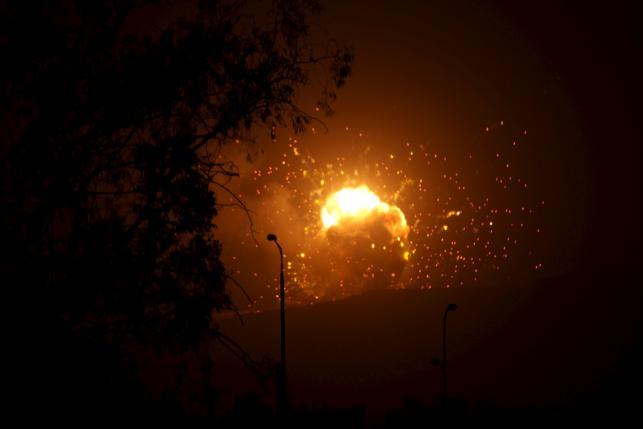 Saudi-led strikes again hit Yemen overnight