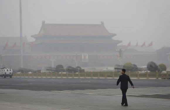 Chinese capital shuts third coal-fired plant in war on smog
