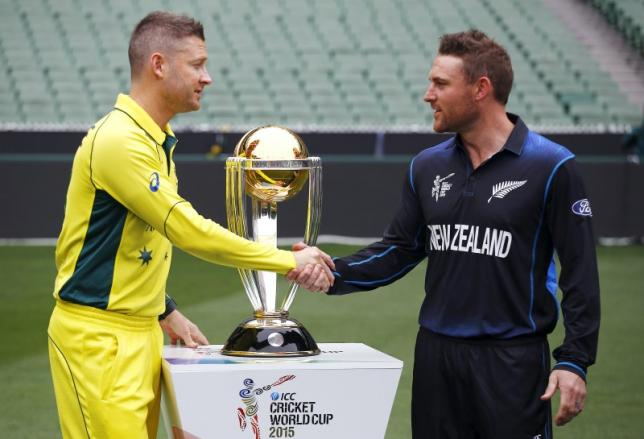 Australia captain Clarke to retire from ODIs after final