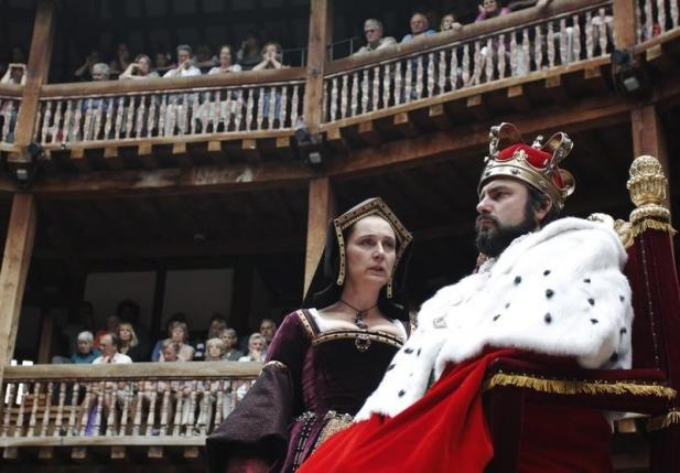 Shakespeare's Globe theaters sets stage for new funding for culture
