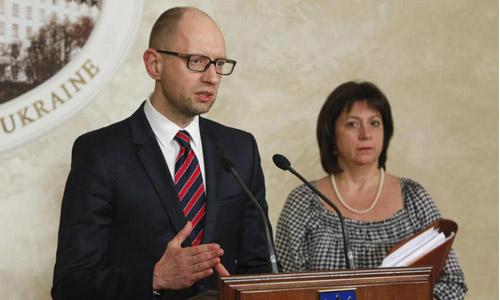 IMF seeks 'immediate' stabilization in latest Ukraine bailout