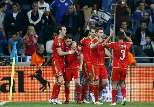 Bale, Ramsey on target as Wales crush Israel 3-0
