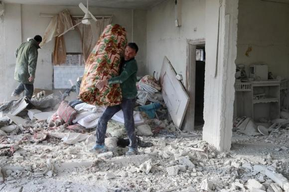 Syrian people feel abandoned as world focuses on Islamic State: UN