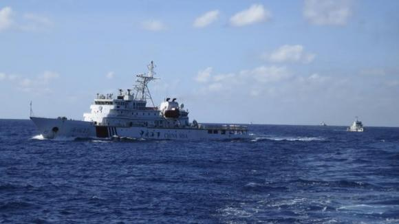 Vietnam calls for 'self-restraint' in disputed South China Sea