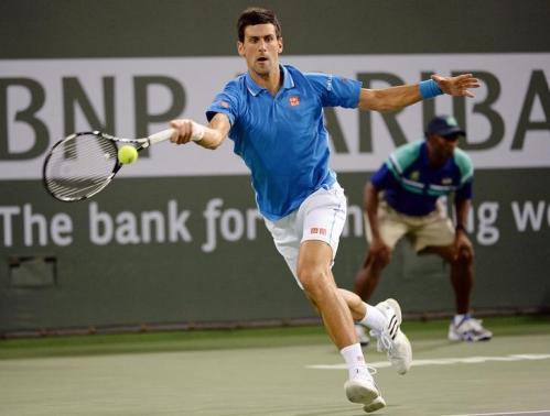 Djokovic, Murray and Nishikori all advance