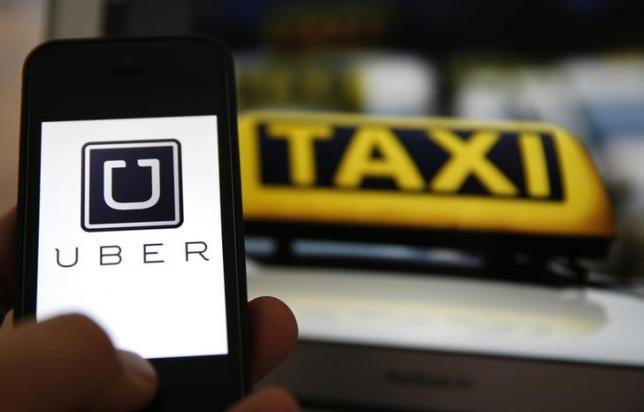 Uber plans legal taxi service in Germany
