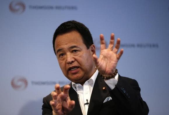 Japan says difficult to reach Japan-US trade deal without TPA