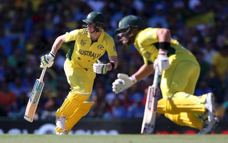 Australia win toss, bat in World Cup semi-final