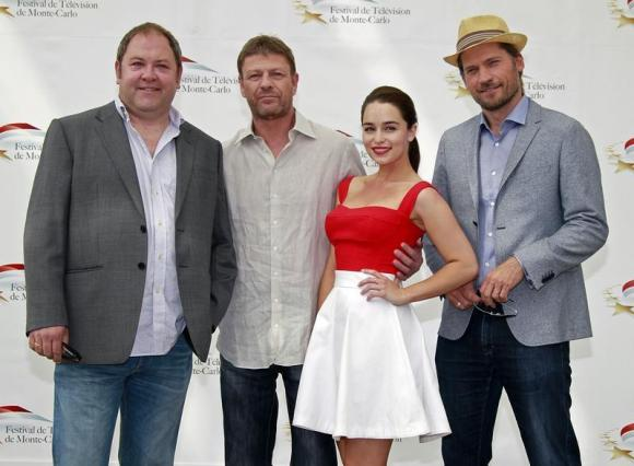 'Games of Thrones' stars storm Tower of London