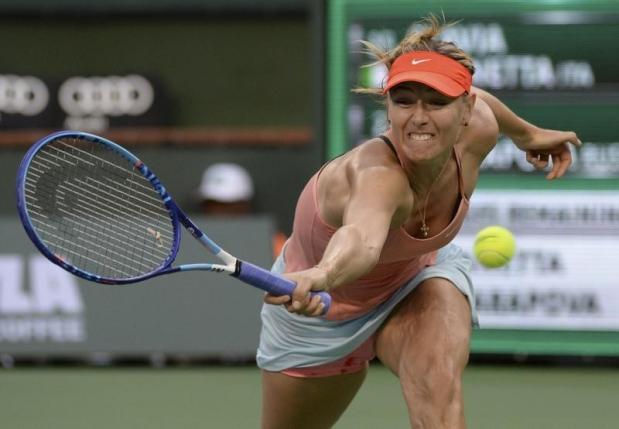 Sharapova suffers shock loss at Miami