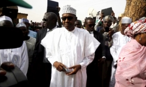 Buhari extends lead as Nigerian election results to resume today