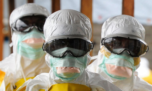 Four Americans to be monitored for Ebola virus