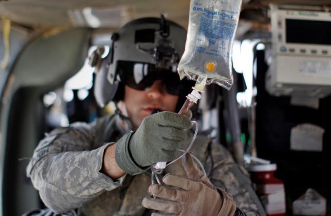 Battlefield lessons transform US emergency care