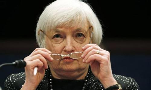 Near Fed majority backs June liftoff Yellen hasn't yet endorsed