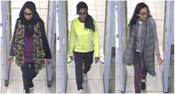 Turkish video alleges spy aided UK girls en route to Syria