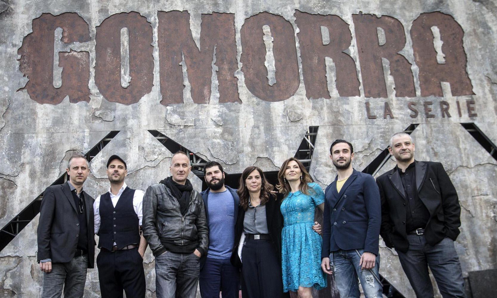 Italy Bribesville TV drama seeks to emulate Gomorra success