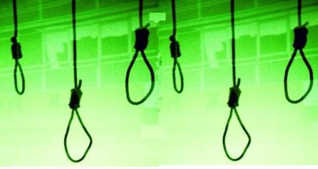 Six convicted murderers hanged across the country