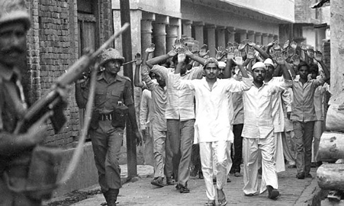 1987 Hashimpura massacre: Indian court acquits 16 policemen