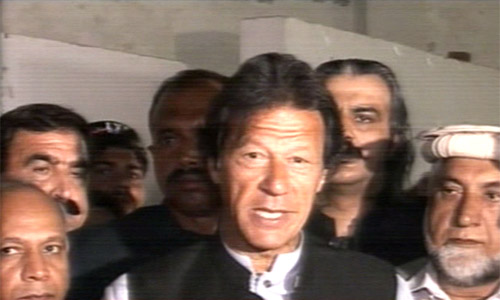 Imran Khan says agreement on Judicial Commission a big success of masses