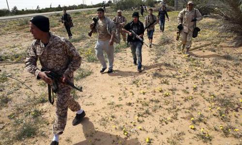 Islamic State claims Tripoli attack, car bomb in Misrata
