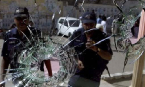 MQM lawyer shot dead in Korangi, lawyers observe complete strike