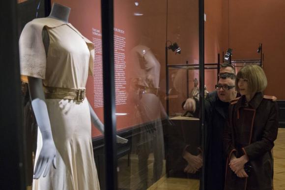 Lanvin is loved at Paris fashion week