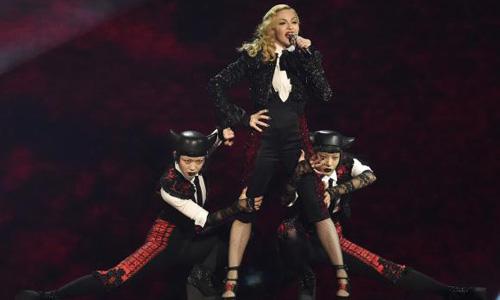 Pop icon Madonna announces dates for 'Rebel Heart' tour