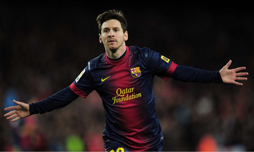 Messi-inspired Barca outclass lacklustre Man City